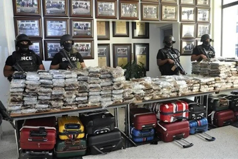 700 kilos de cocaïne qui devaient transiter jusqu'à Saint-Tropez avaient été saisis en République Dominicaine.