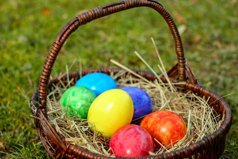 Pâques a lieu le dimanche 4 avril.