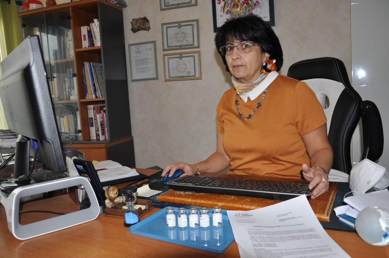 Catherine Defaux , médecin généraliste à Saint-Mandrier, déplore la situation.