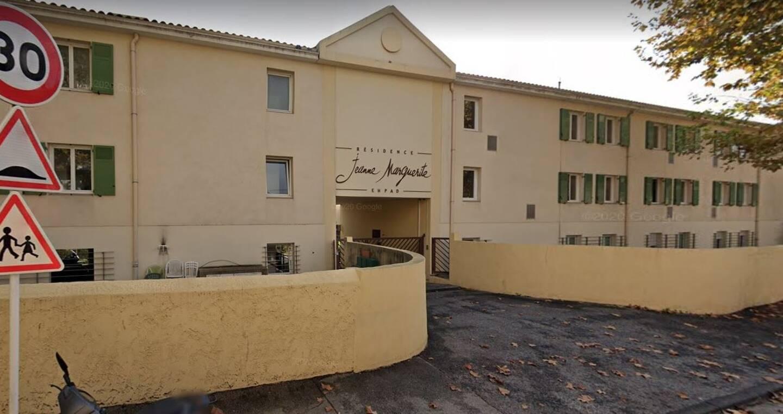 L'ehpad Jeanne-Marguerite, à deux pas de l'hôpital Sainte-Musse de Toulon.