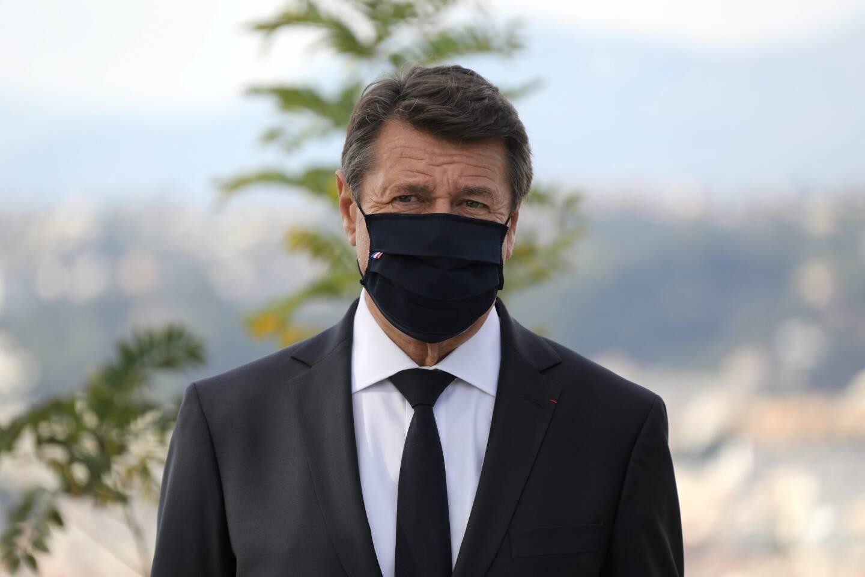 Christian Estrosi, le maire de Nice.