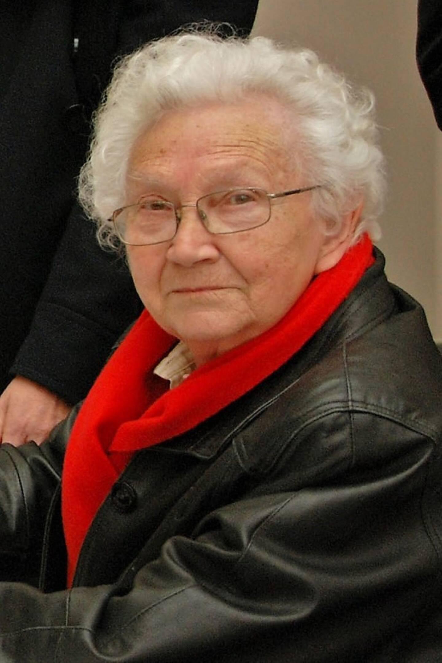 Les récits de Marthe Georges ont permis de conserver une partie de la mémoire des anciens.