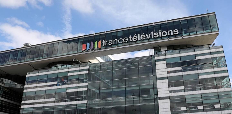 L'immeuble de France Télévisions.