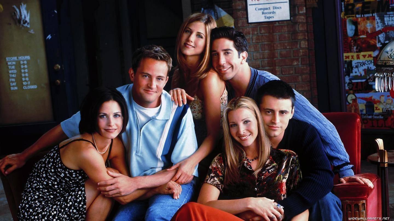 """Série phare pendant dix saisons, """"Friends"""" reste, encore en 2021, un chef-d'œuvre inégalé."""