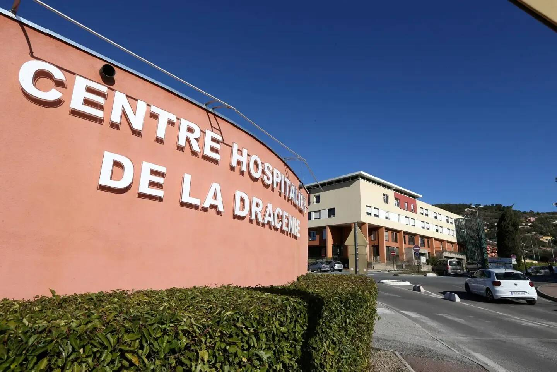 Le centre hospitalier de la Dracénie.