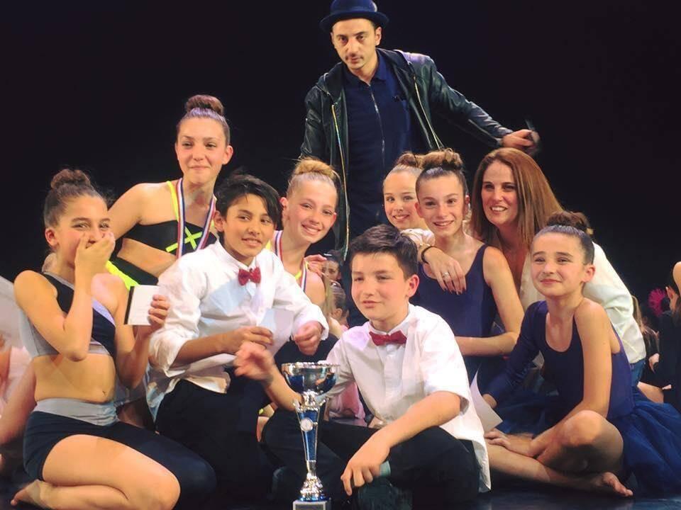 Classique, jazz, contemporain, hip-hop : les danseurs d'Étoile 2 Rue étaient représentés dans toutes les catégories.