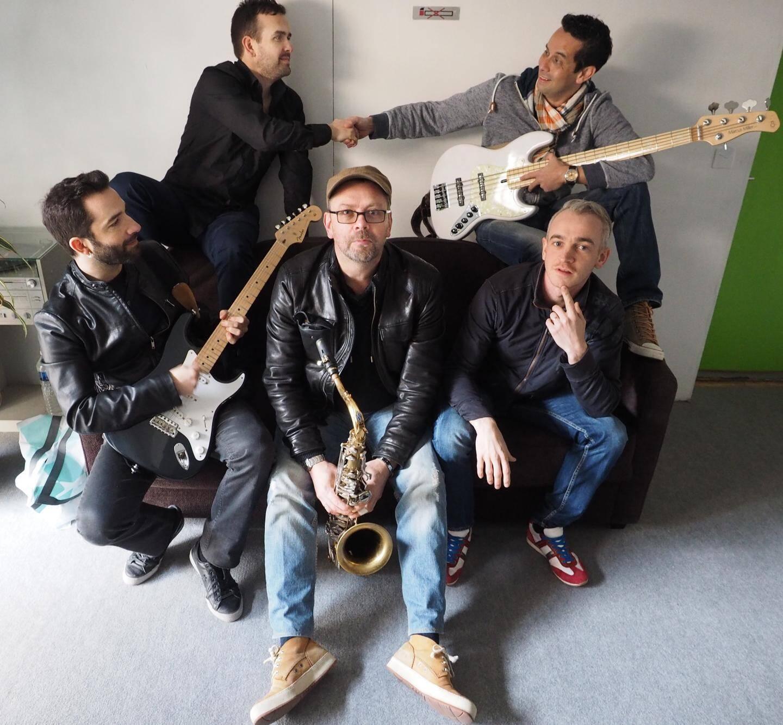 Manu Carré Electric 5 sont à découvrir, dans le cadre du Nice Jazz Festival Session. Le quintet niçois assure la première partie de Chris Potter Quartet.