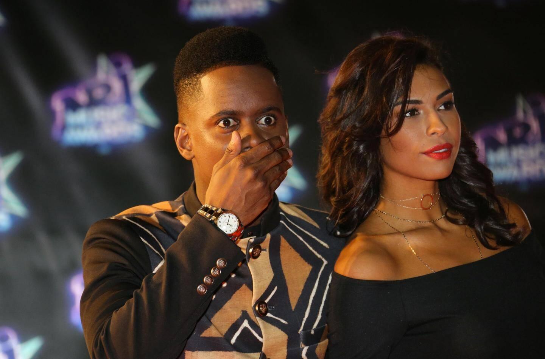 Crmonie des NRJ Music Awards, le samedi 12 novembre 2016 au Palais des festivals de Cannes.BLACK M