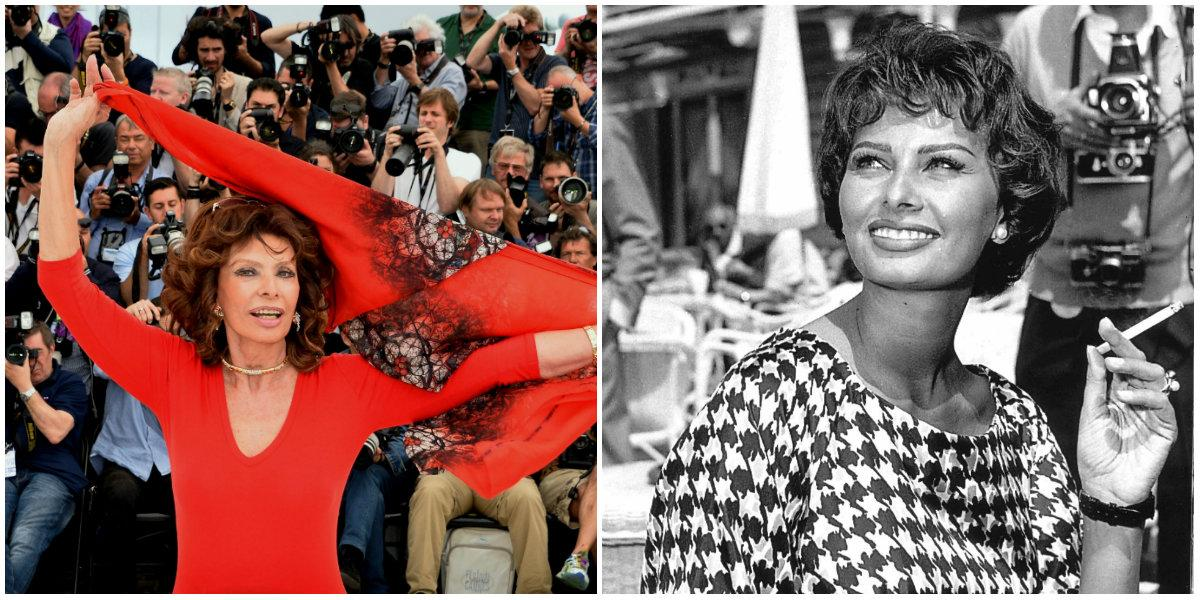 Pour la 67e édition, elle est revenue présenter Mariage à l'italienne, film bien intitulé pour sa romance avec Cannes. Prix d'interprétation en 1961 (La Ciociara) et présidente en 1966, Sophia Loren incarne toujours la dolce vita sur la Croisette. Mamma mia!