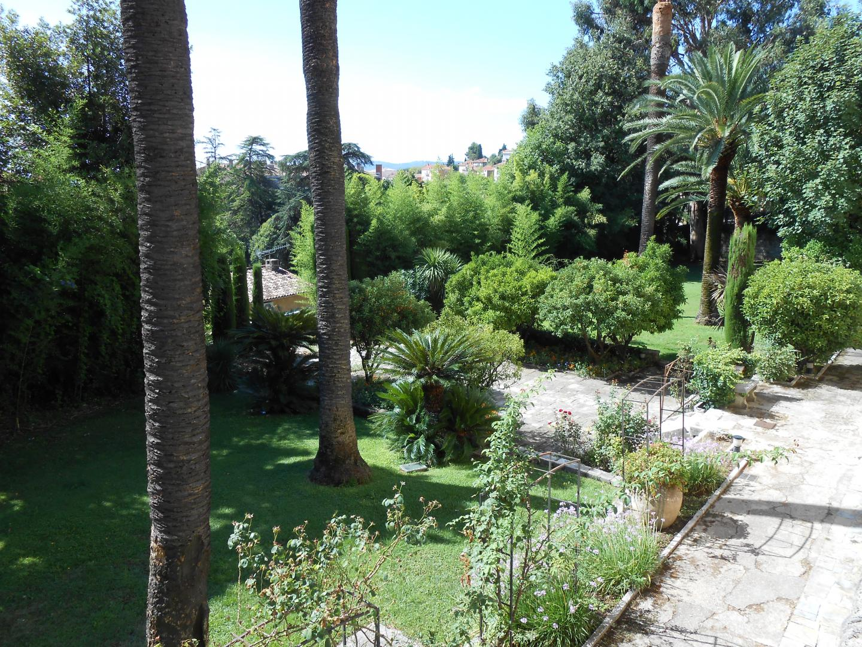 Premier Festival des Jardins de laCôte d'Azur