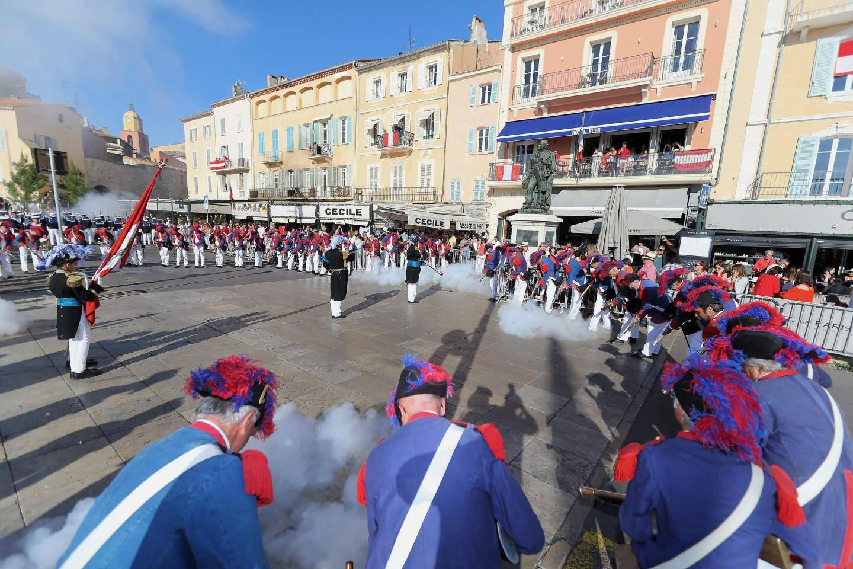 La grande bravade de Saint-Tropez