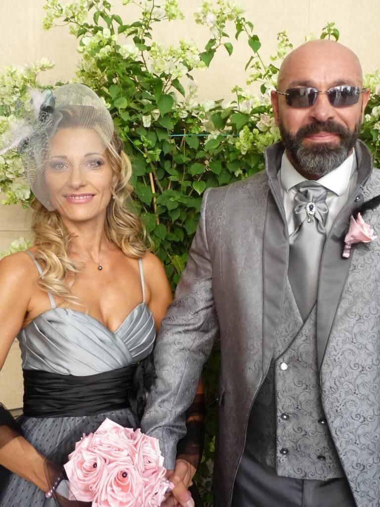 Sarah de Caroppo, secrétaire, et Didier Gilbert, directeur d'entreprise.