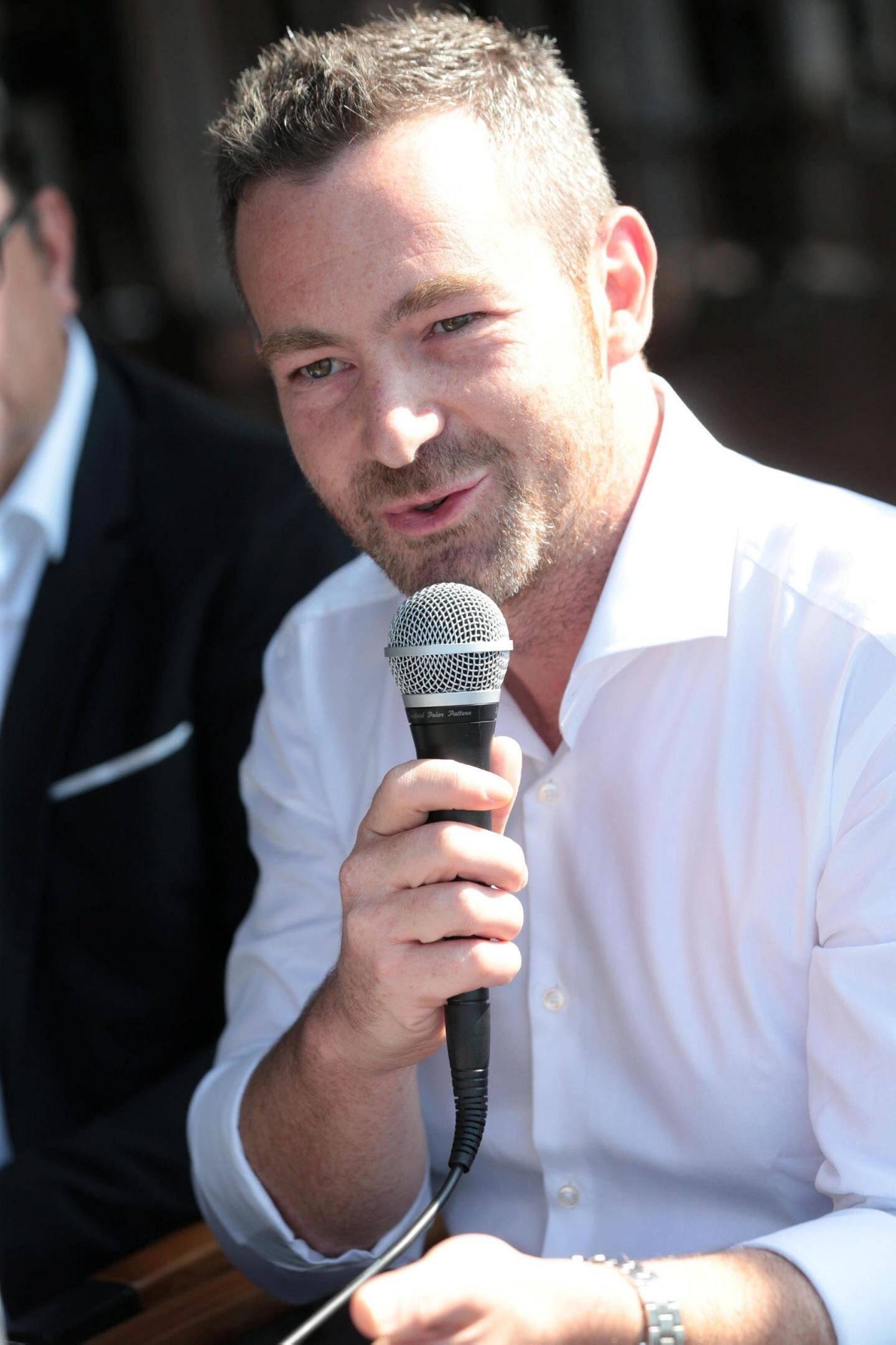 Julien Barbry, La Poste.