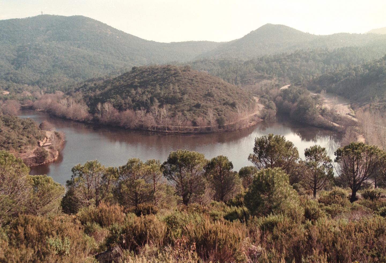 Vue sur le Lac Baou