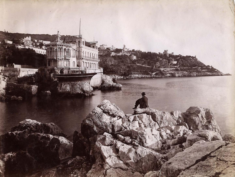 La célèbre Réserve, à l'est de Nice.