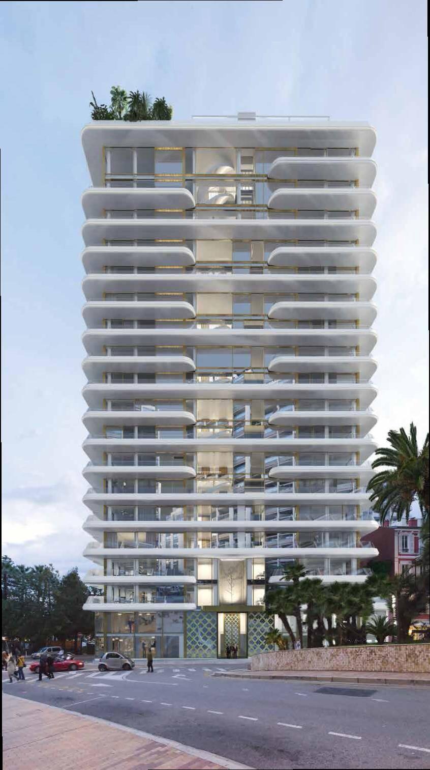 L'immeuble, tel qu'il sera en 2019.