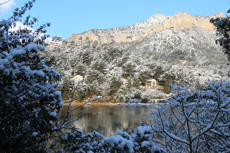 Le lac du Revest.