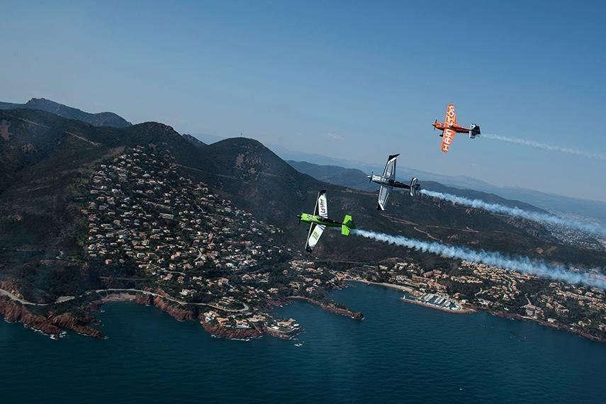 Red Bull air Race à Cannes
