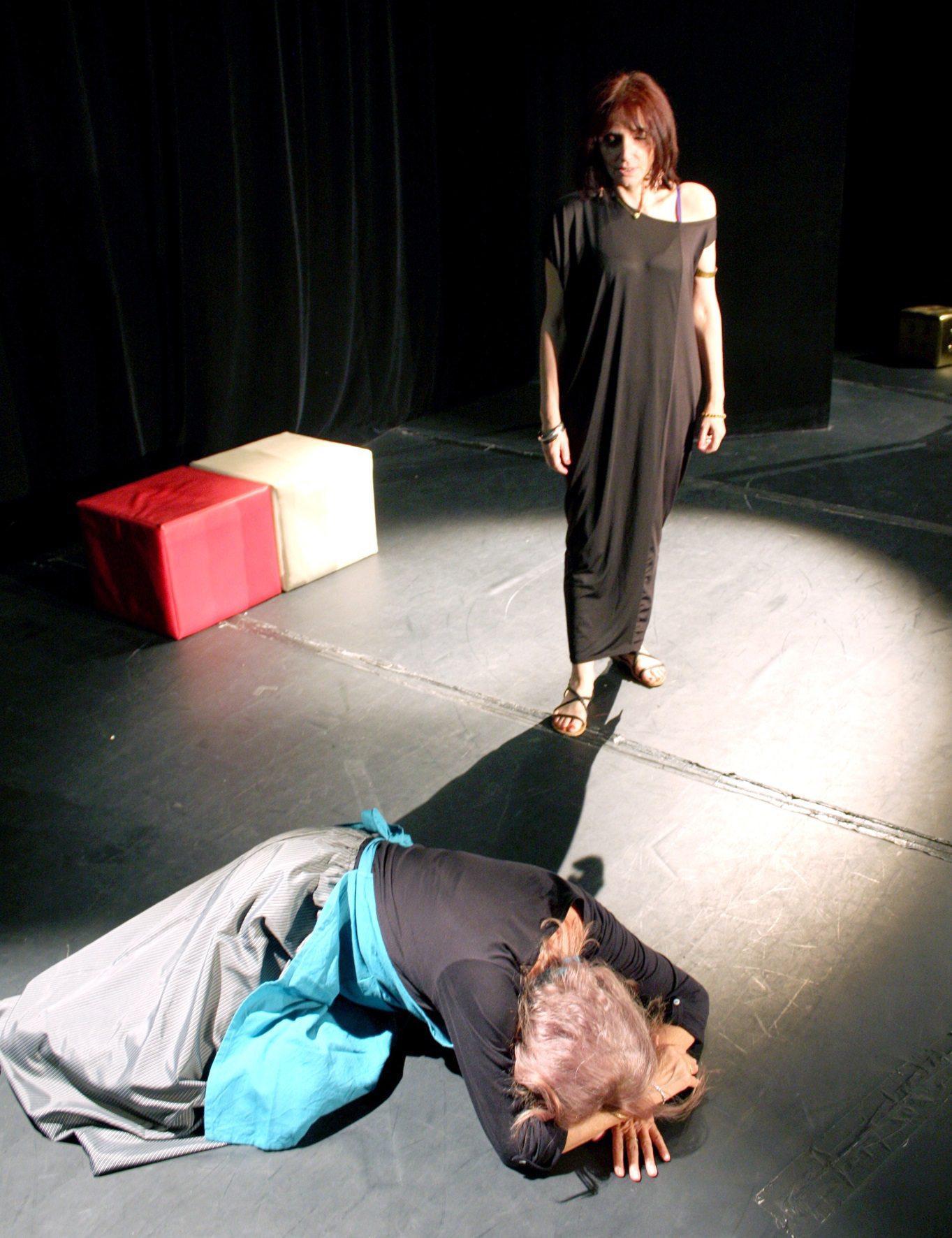 La compagnie In/Tension Théâtre dévoilera des « Secrets enfouis », kaléidoscope d'œuvres littéraires les 1er et 5 juin.