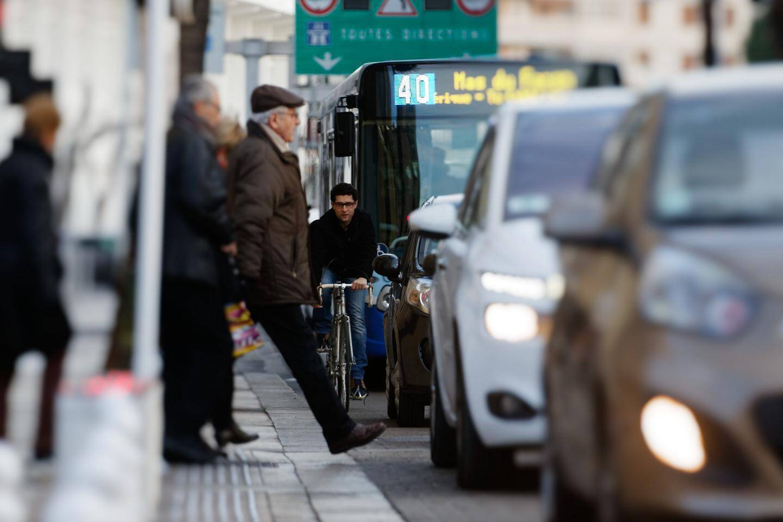 A Toulon, il ya encore beaucoup à faire pour développer la pratique du vélo.