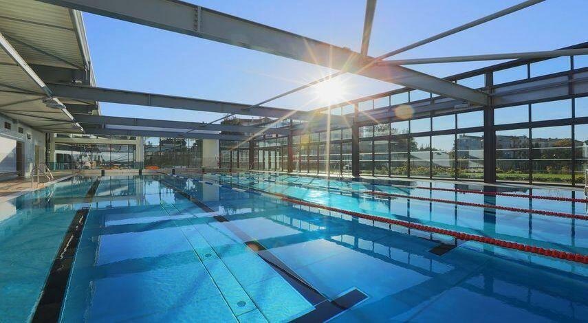 La piscine Montfleury à Cannes