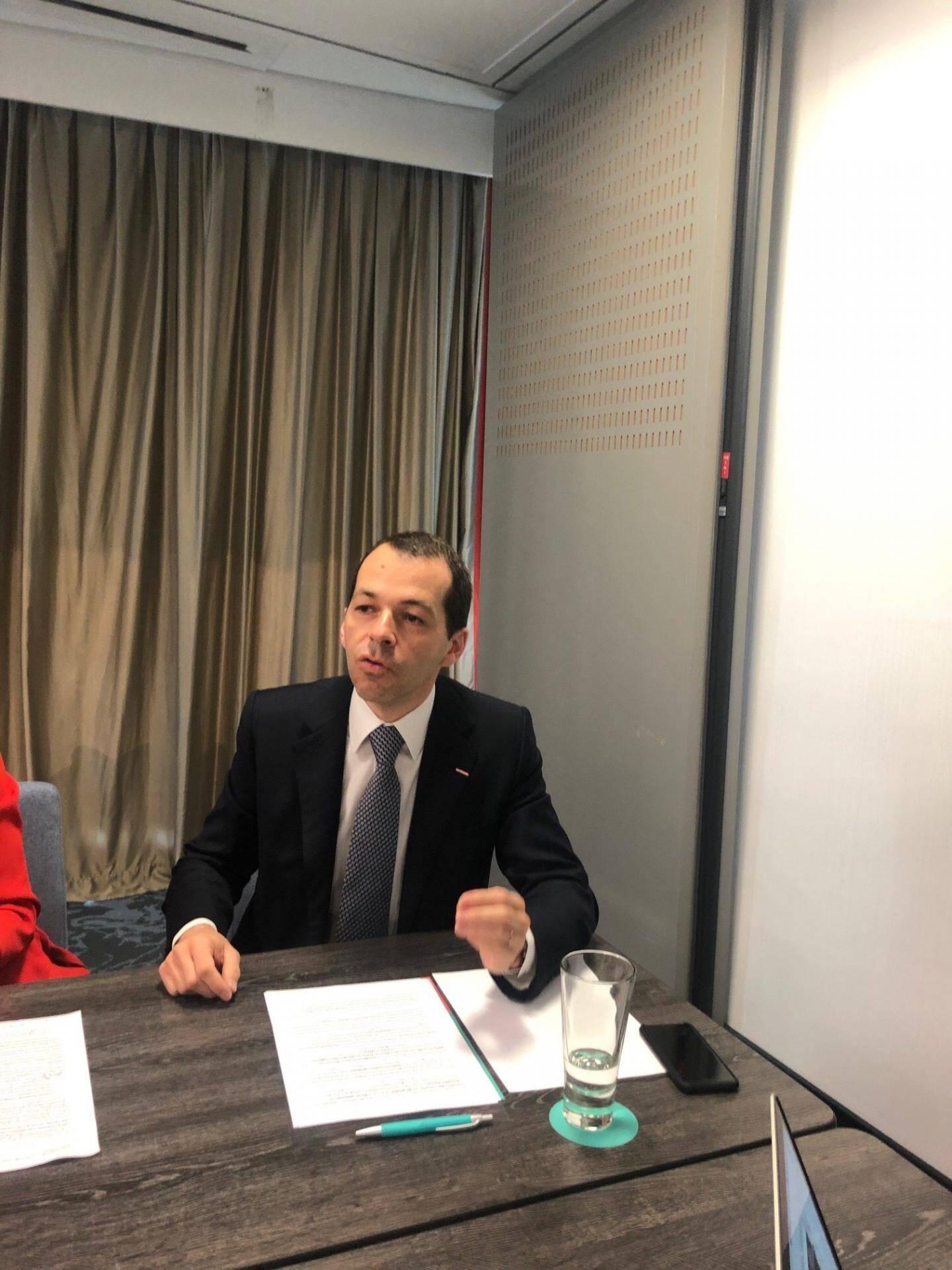 Nicolas Croési : « Pour le prochain mandat, nous voulons voir aboutir la création de terrains de calcetto et de padel. »