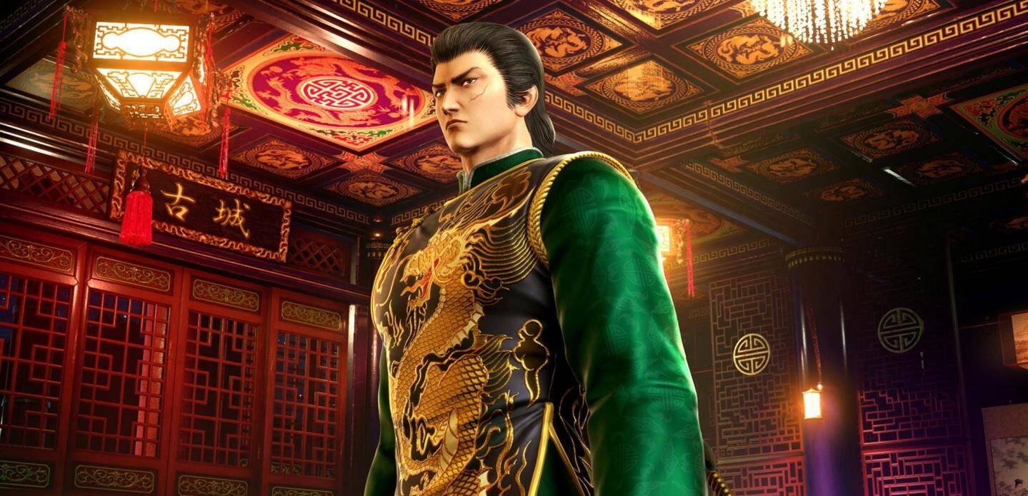 Lan Di, l'ennemi juré de Ryo Hazuki, héros du jeu Shenmue III.
