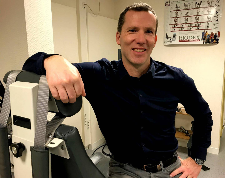 """Serge Colson, directeur de la Faculté des Sciences du Sport: """"Bien qu'on vieillisse on a toujours ces capacités d'adaptation. Même à 70 ans, 80 ans on peut reprendre une activité physique justement pour se renforcer et éviter le risque de chute."""""""