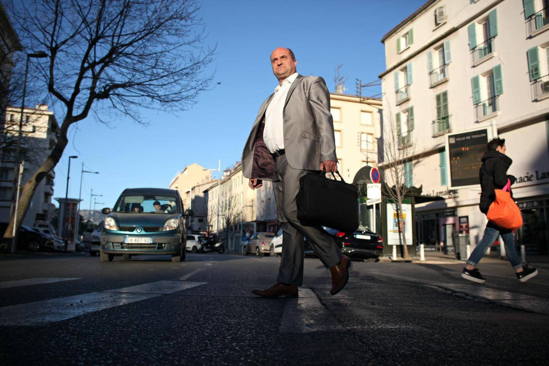 Président du CIL du Mourillon, François Bordes s'est investi dans la vie locale à l'âge de 22 ans.