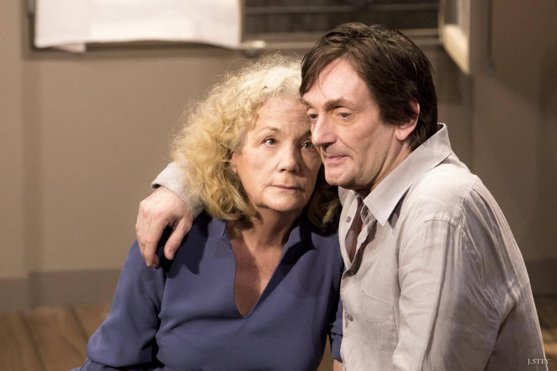 Catherine Hiegel  & Pierre Palmade