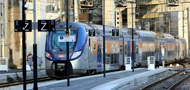 Un train TER toutes les 10 minutes? Dans les Alpes-Maritimes il faudra attendre... 14 ans!