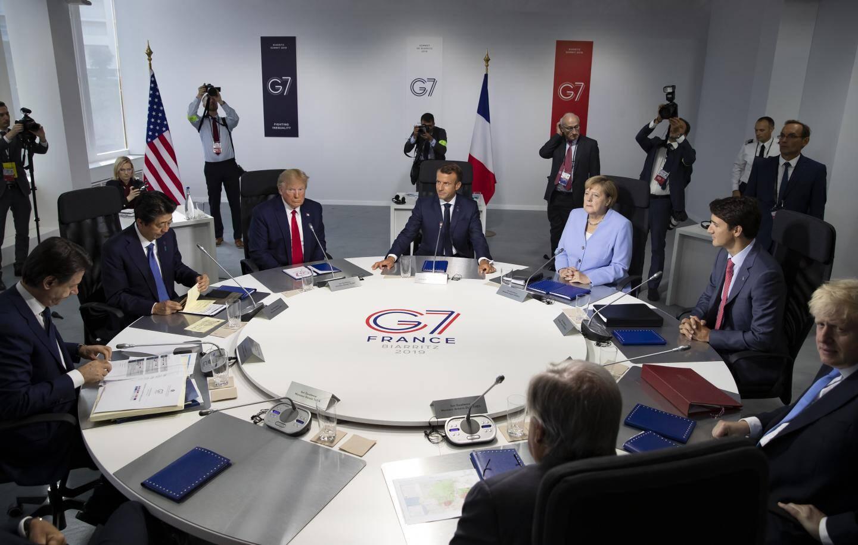 Les chefs d'Etat des pays du G7 s'étaient mis d'accord pour débloquer une aide d'urgence de près de 20 millions de dollars.
