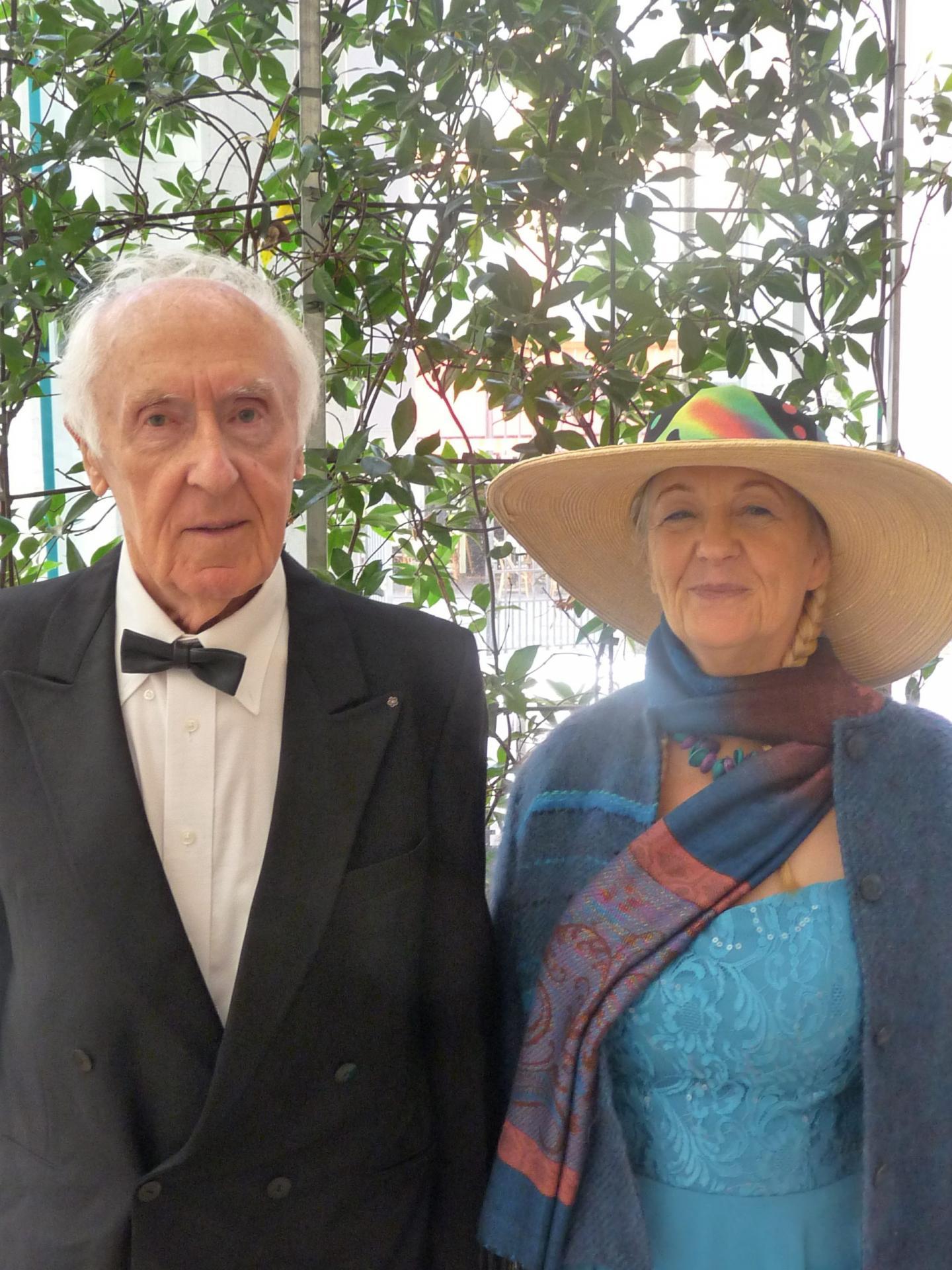 Jean et Brigitte