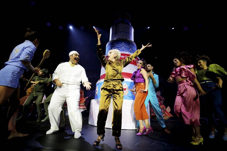 Le Cirque du Soleil a enchanté la Salle des Étoiles avec un spectacle poétique et burlesque conçu spécialement pour Monaco.