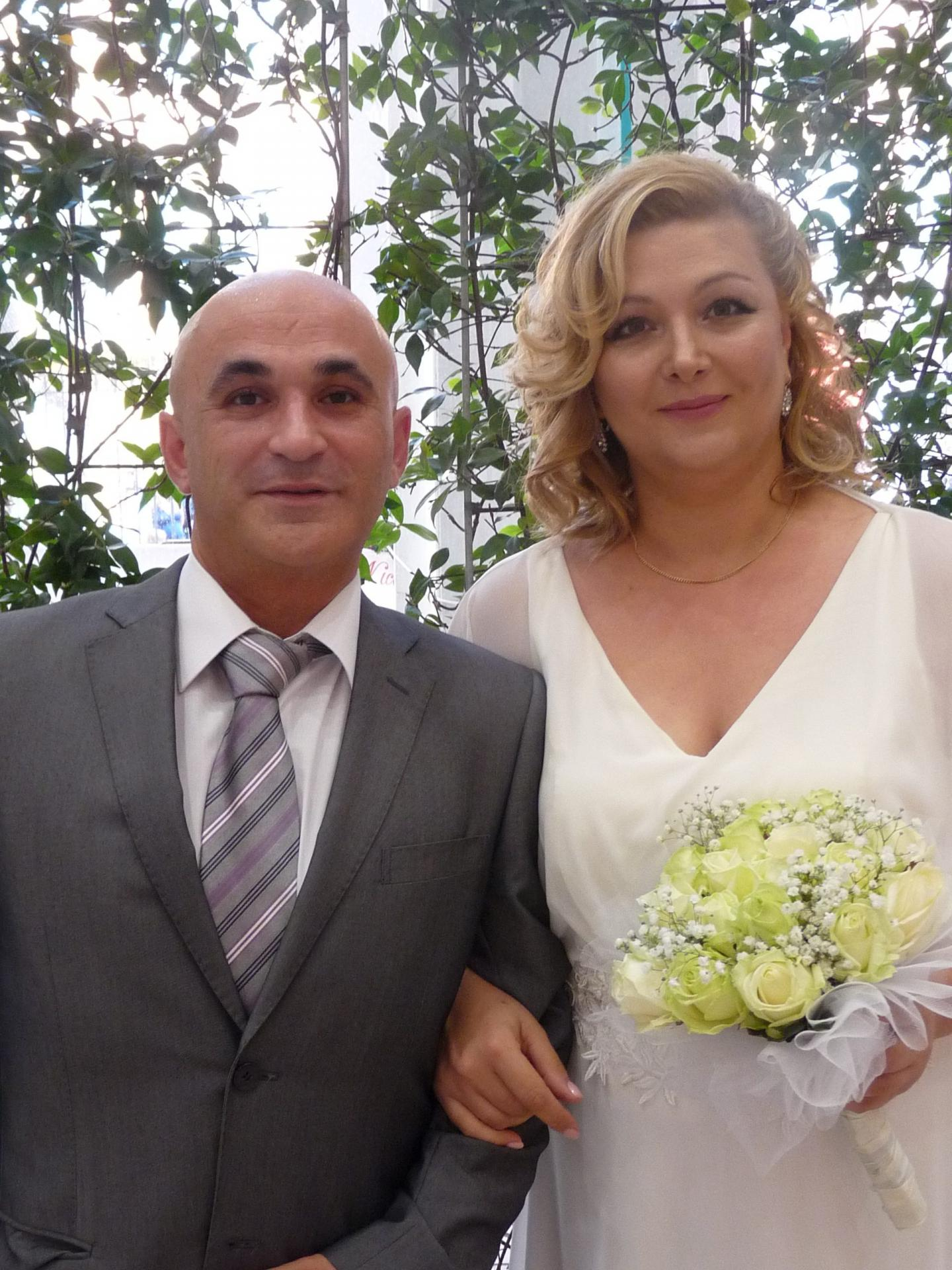 Grigor et Mariam.