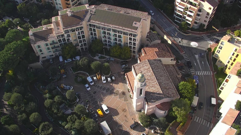 La caserne de Fontvieille est désormais autonome en énergie pour 40 %.