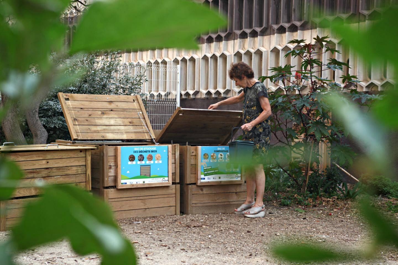 Le compost partagé fait des émules dans la métropole toulonnaise.