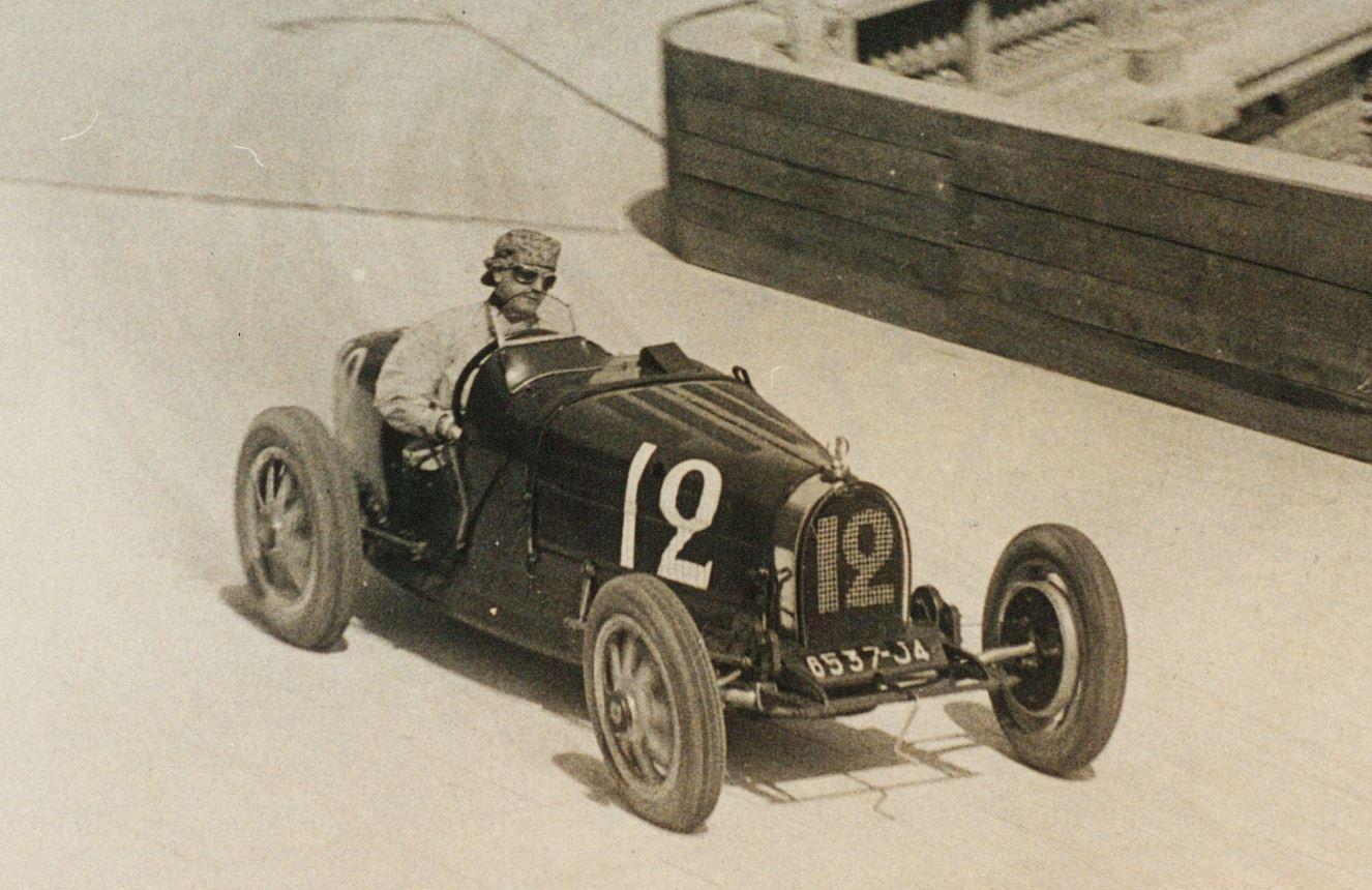 William Grover en 1929.