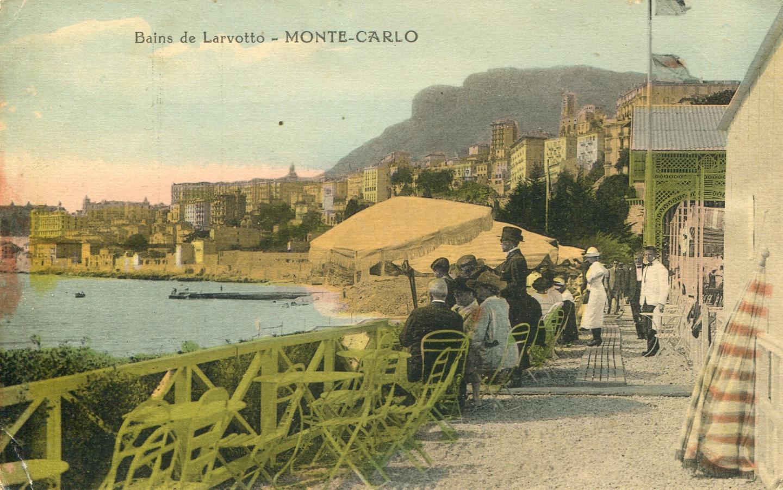 Les Bains de Larvotto.