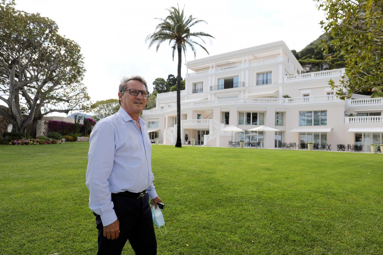Vingt-huit chambres seulement, de 1.000 à 10.000euros la nuit.