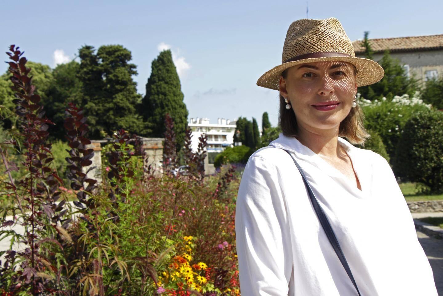 La dernière visite guidée de Natalia Pelikhova remonte à février.