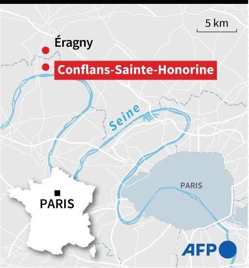 Attaque à Conflans-Sainte-Honorine