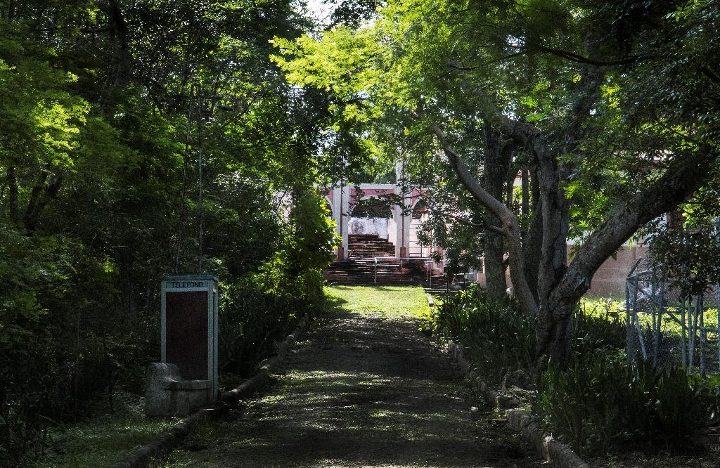 L'ancienne prison de l'île de San Lucas, le 27 septembre 2020 au Costa Rica