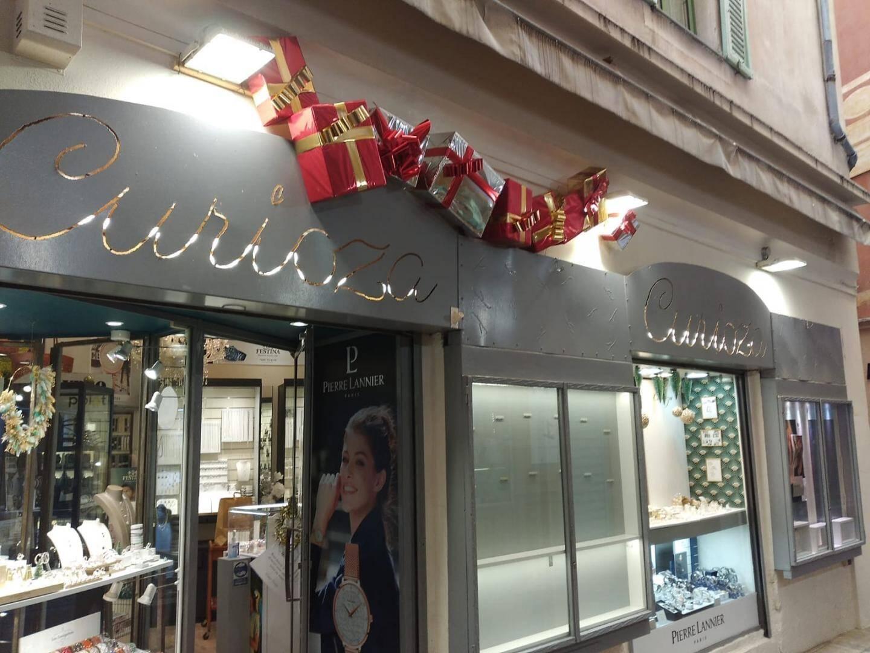 Noël se prépare dans le Vieux-Nice.