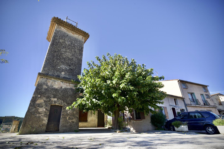 Le village de La Motte est l'un des premiers villages libérés de Provence.