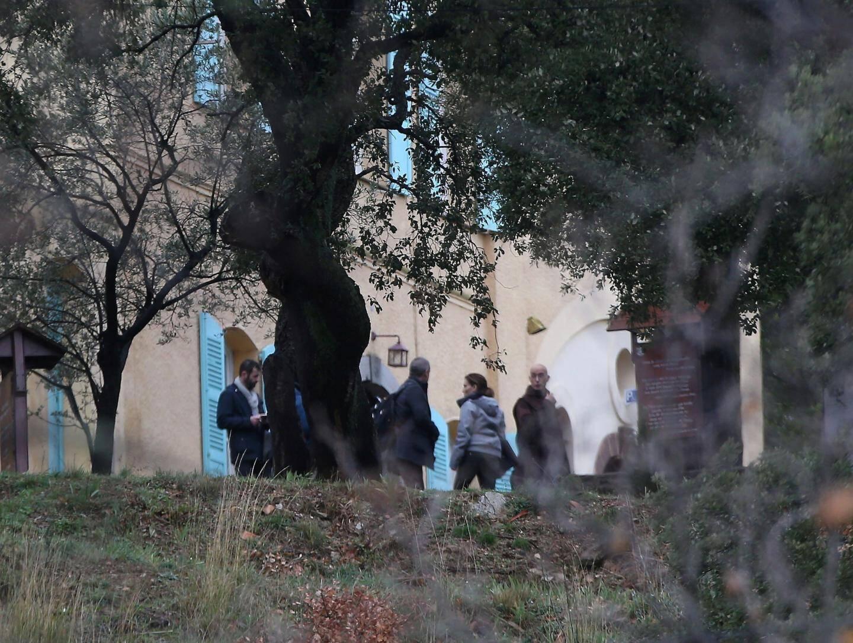 Le 9 janvier 2018, la police judiciaire fouillait le monastère de Roquebrune-sur-Argens