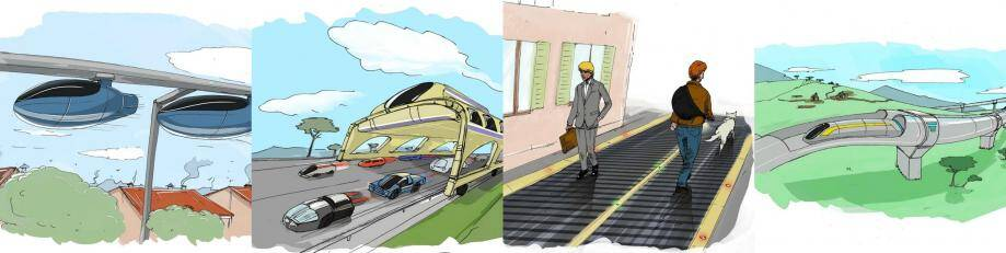 Les transport en 2046