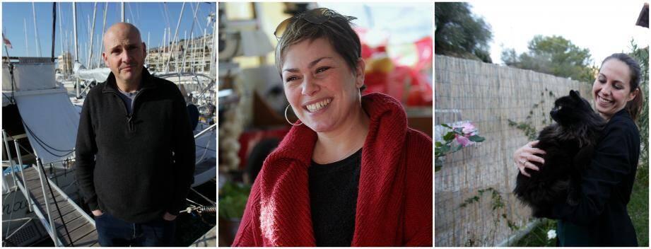 Paul-Henri, Aline et Céline ont choisi d'habiter en Italie, et de travailler en France