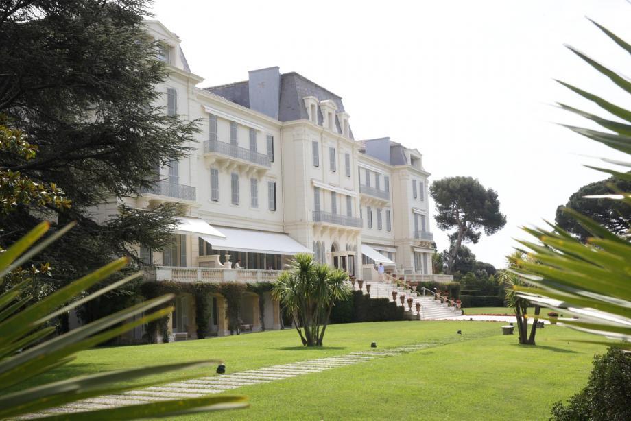L'Hôtel du Cap - Eden-Roc à Antibes.
