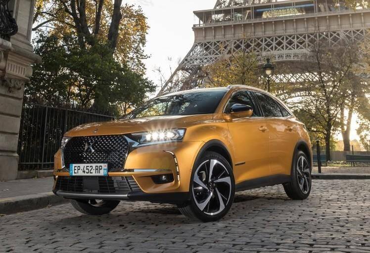 DS associe limage de son premier SUV au luxe à la française.